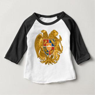 Coat of arms of Armenia - Armenian Emblem Baby T-Shirt