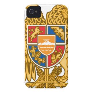 Coat of arms of Armenia - Armenian Emblem Case-Mate iPhone 4 Case