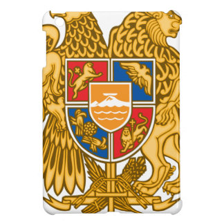 Coat of arms of Armenia - Armenian Emblem iPad Mini Case