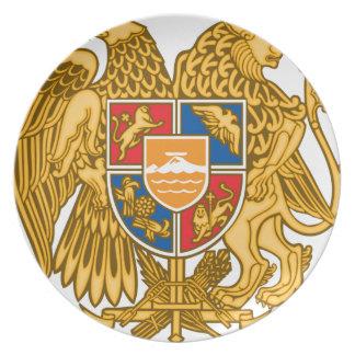 Coat of arms of Armenia - Armenian Emblem Plate