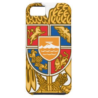 Coat of arms of Armenia - Armenian Emblem Tough iPhone 5 Case