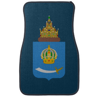 Coat of arms of Astrakhan oblast Car Mat
