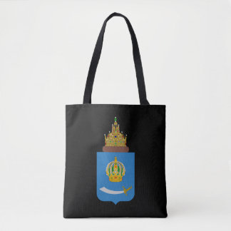 Coat of arms of Astrakhan oblast Tote Bag