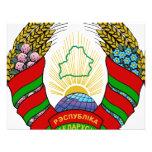 Coat of arms of Belarus Invitations