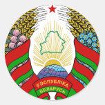 Coat of arms of Belarus Sticker