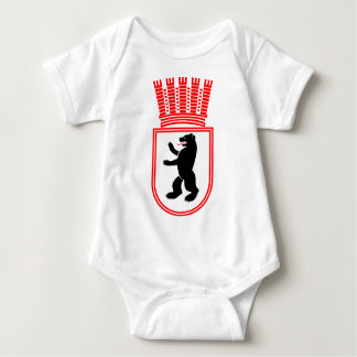 Coat_of_arms_of_Berlin_(1935) Baby Bodysuit