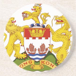 Coat_of_Arms_of_British_Hong_Kong Coaster