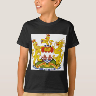 Coat_of_Arms_of_British_Hong_Kong T-Shirt
