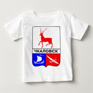 Coat_of_Arms_of_Chkalovsk Baby T-Shirt