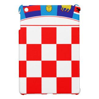 Coat of arms of Croatia, Croatian Emblem, Hrvatska Cover For The iPad Mini