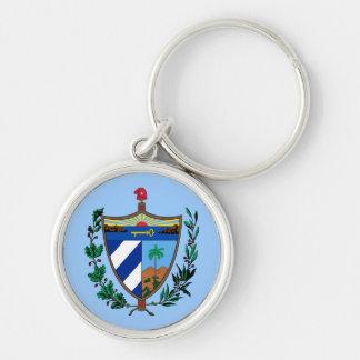 Coat of arms of Cuba Key Ring