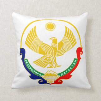 Coat of arms of Dagestan Cushion