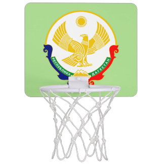 Coat of arms of Dagestan Mini Basketball Hoop