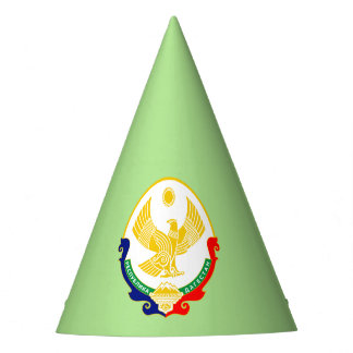 Coat of arms of Dagestan Party Hat