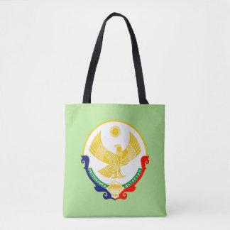 Coat of arms of Dagestan Tote Bag