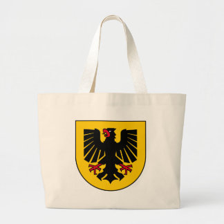 Coat_of_arms_of_Dortmund Large Tote Bag