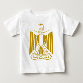 Coat_of_arms_of_Egypt_(on_flag).svg Baby T-Shirt