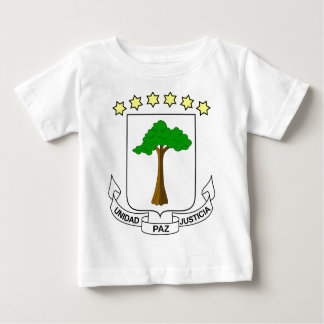 Coat_of_arms_of_Equatorial_Guinea Baby T-Shirt