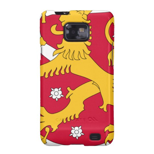 Coat of Arms of Finland - Suomen Vaakuna Galaxy SII Cover