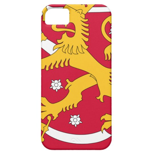 Coat of Arms of Finland - Suomen Vaakuna iPhone 5 Covers