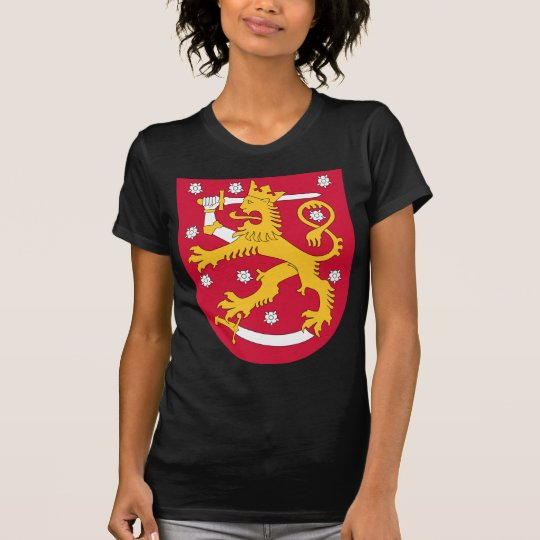 Coat of Arms of Finland - Suomen Vaakuna T-Shirt