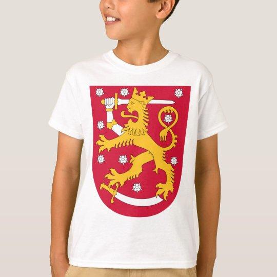 Coat of Arms of Finland - Suomen Vaakuna T-Shirt