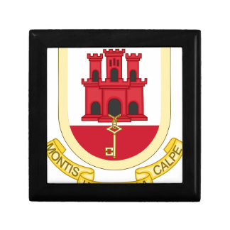 Coat_of_Arms_of_Gibraltar Gift Box
