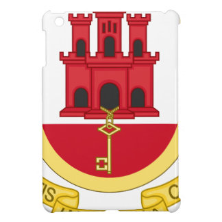 Coat_of_Arms_of_Gibraltar iPad Mini Cover