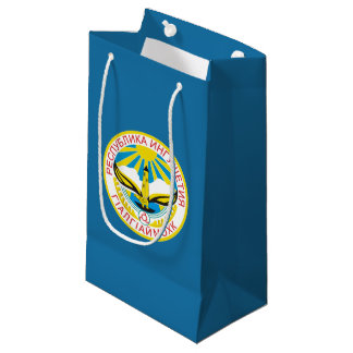 Coat of arms of Ingushetia Small Gift Bag