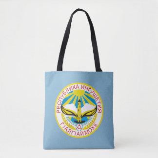 Coat of arms of Ingushetia Tote Bag