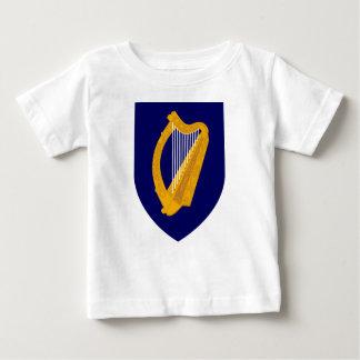 Coat of arms of Ireland - Irish Emblem Baby T-Shirt