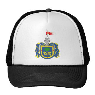 Coat of Arms of Jalisco Mexico Official Symbol Cap