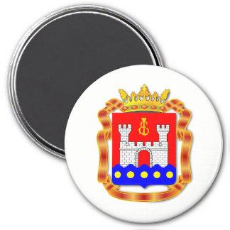 Coat of arms of Kaliningrad oblast Magnet