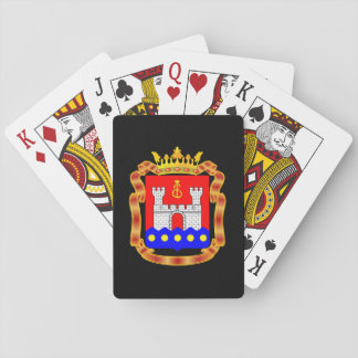 Coat of arms of Kaliningrad oblast Playing Cards