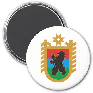 Coat of arms of Karelia Magnet