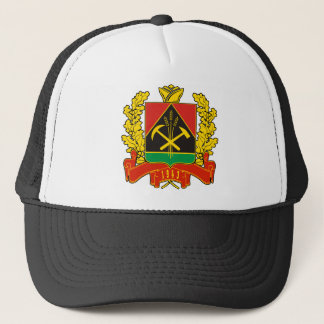 Coat_of_arms_of_Kemerovo_Oblast Trucker Hat