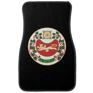 Coat of arms of Khakassia Car Mat