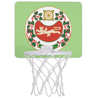 Coat of arms of Khakassia Mini Basketball Hoop