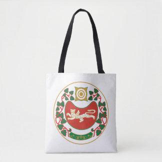 Coat of arms of Khakassia Tote Bag