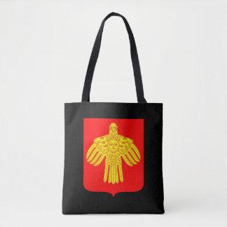 Coat of arms of Komi Tote Bag