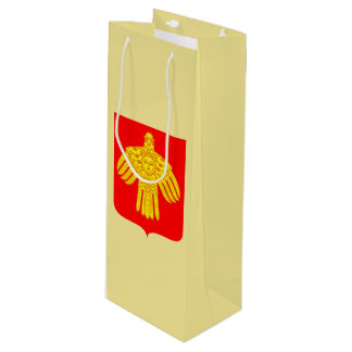 Coat of arms of Komi Wine Gift Bag