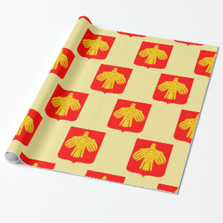 Coat of arms of Komi Wrapping Paper