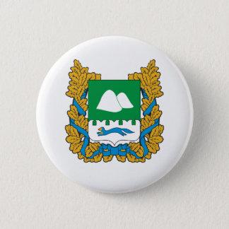 Coat of arms of Kurgan oblast 6 Cm Round Badge