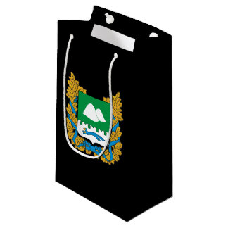Coat of arms of Kurgan oblast Small Gift Bag