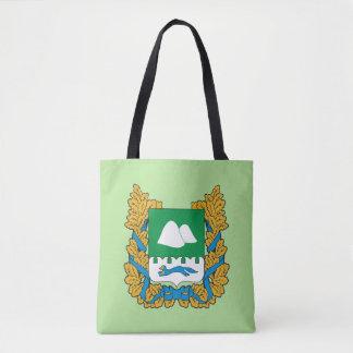 Coat of arms of Kurgan oblast Tote Bag