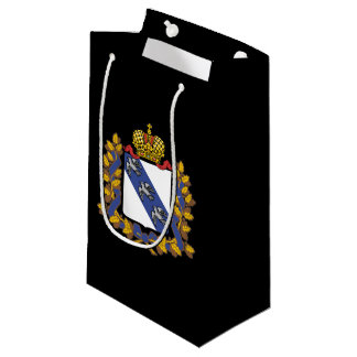 Coat of arms of Kursk oblast Small Gift Bag