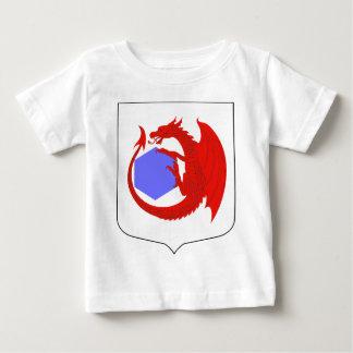 Coat_of_arms_of_Kuzmolovsky_(Leningrad_oblast) Baby T-Shirt
