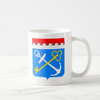 Coat of arms of Leningrad oblast Coffee Mug