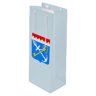 Coat of arms of Leningrad oblast Wine Gift Bag