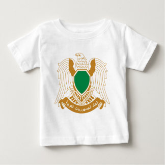 Coat_of_arms_of_Libya_(1977-2011) Baby T-Shirt